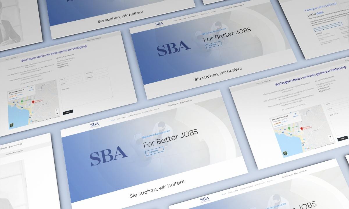 SBA Human Resources
