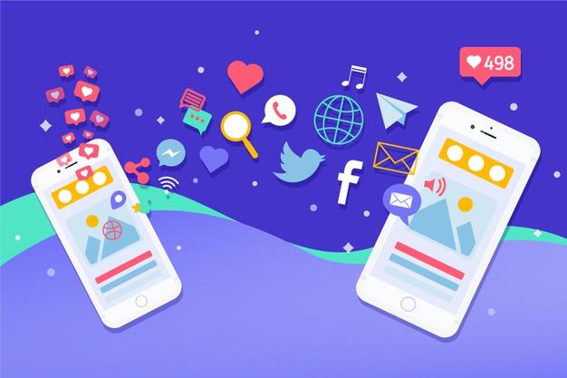 social media marketing mobile phone